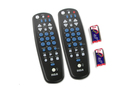 Two RCA Rcu300TR Universal TV/DVD/Digital Converter Box Remote Controls Package Deal
