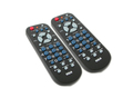 Bundle Deal 2X Universal Converter Box TV DVD Replacement Remotes For Less Than One Price