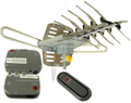 Lava HD-2605 Ultra G3 Vhf Uhf Hdtv Powerful Outdoor Indoor Motorized TV Antenna