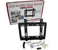 LED LCD Flat Plasma TV Monitor Wall Mount Bracket Holder14 17 20 21 23 27 30 32 inch