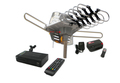Wa-2608 Outdoor 36dB TV Antenna + HDTV HDMI USB Converter Combo