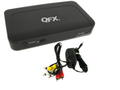 QFX CV-100 Digital To Analog OTA Converter Box With USB HDMI And DVR Recording