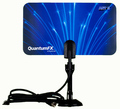 Quantumfx Ant 5 VHF UHF DIGITAL HDTV FLAT INDOOR TV ANTENNA